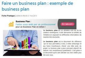Business Plan Gratuit Francais Excel