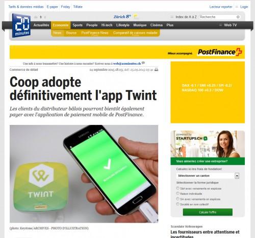 La Coop pourrait être le levier qui fera démarrer cette Startup.