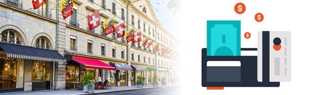 Paiement en Suisse
