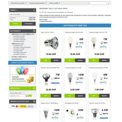 Bulb-Shop