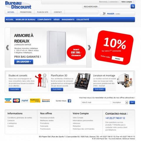 Bureau Discount