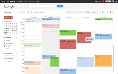 L'agenda de Google peut permet d'améliorer votre entreprise, il faut juste suivre votre planning.