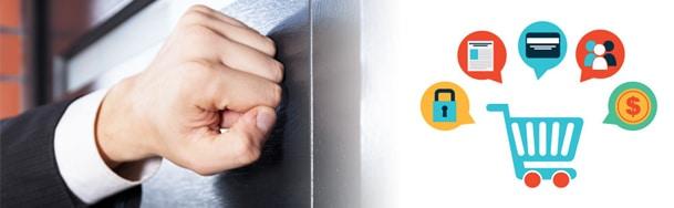 Porte à porte e-commerce