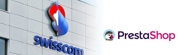 Swisscom & Prestashop