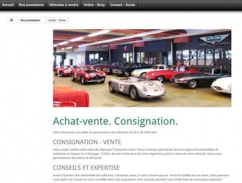A présent la page CMS charge automatiquement une image en entête, cela donne une meilleure impression.