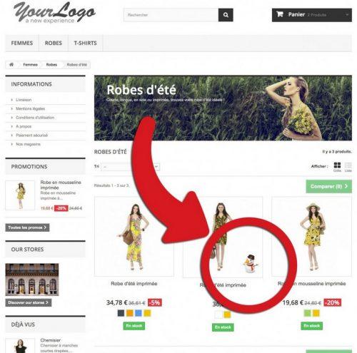 Cadeau E-commerce