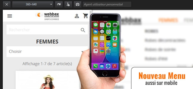 Prestashop 1.7 – Menu Horizontal (ép.6)