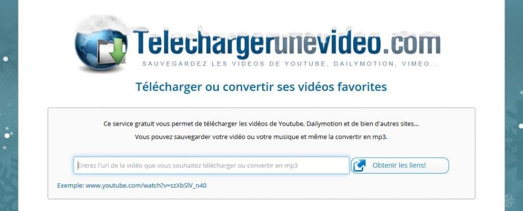 Copier vidéo YouTUBE