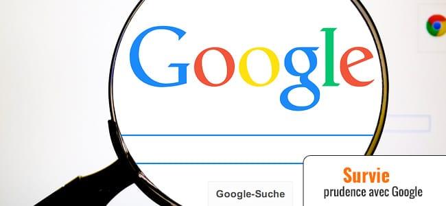 Google droit de vie ou de mort sur votre e-commerce