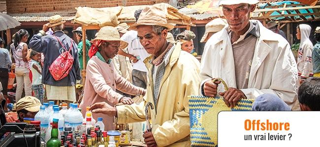 Création de contenu à Madagascar