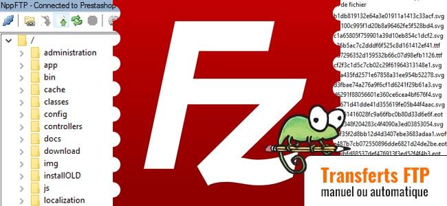 Prestashop 1.7 – Modifier les fichiers par FTP (ép.17)