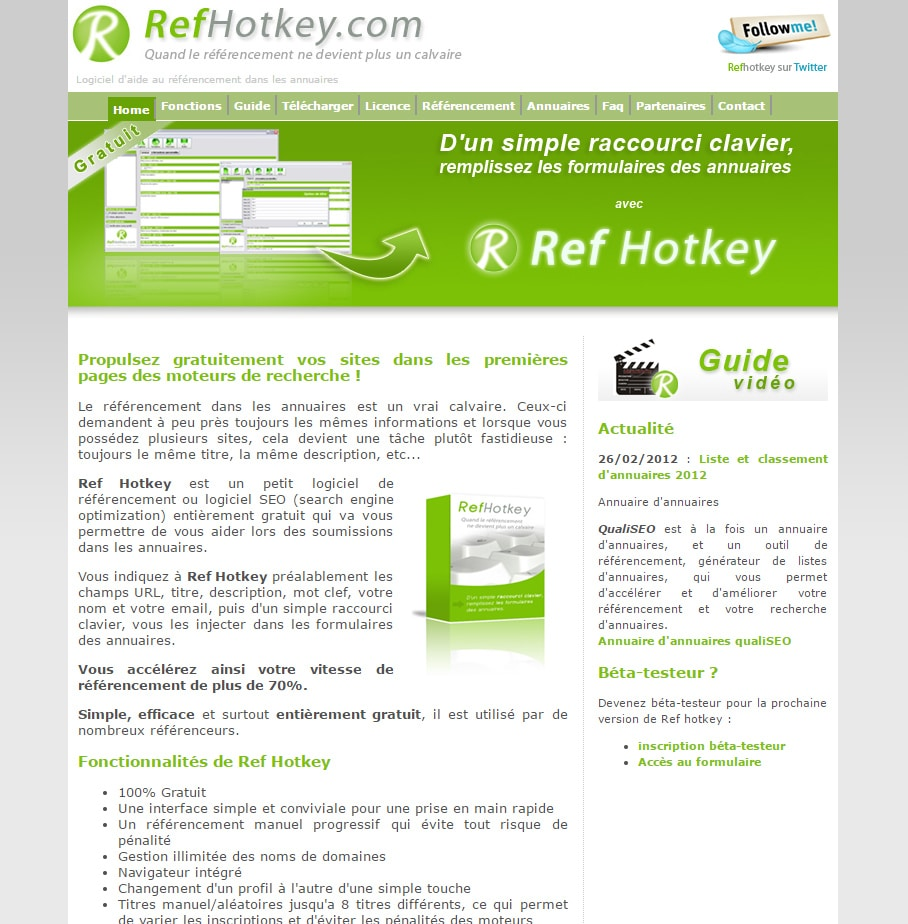 RefHotkey