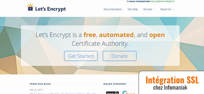 HTTPS SSL Prestashop Infomaniak