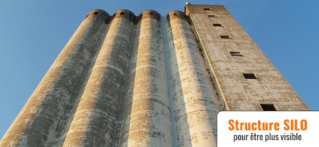 Structure en silo référencement