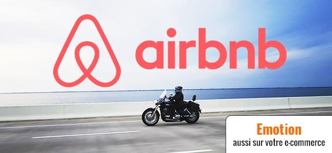 Airbnb émotion