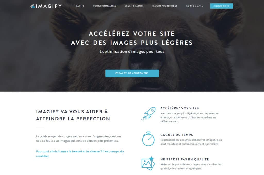 Site Imagify