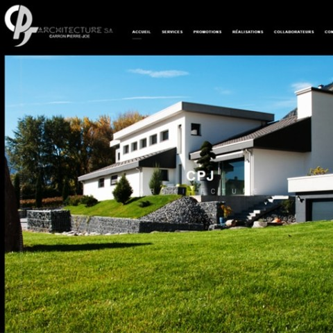 CPJ Architecture SA