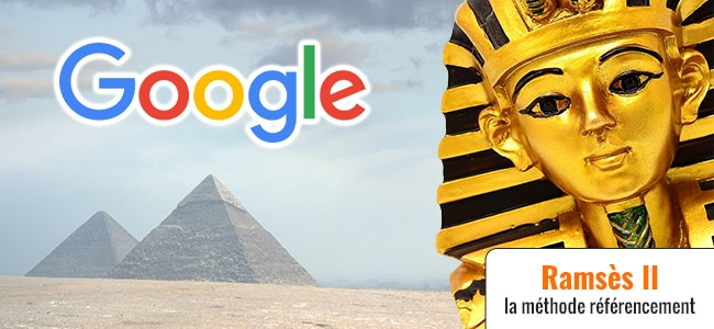 Stratégie de référencement Ramsès II