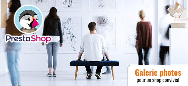 Galerie photo pour Prestashop