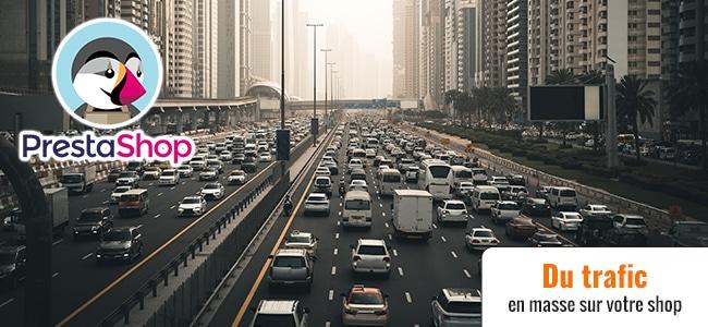 Besoin de plus de trafic sur Prestashop ? L'astuce est sous vos yeux (ép. 60)