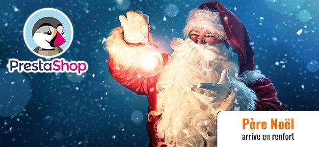 Le père Noël vient vous aider à préparer votre Prestashop (ép. 112)