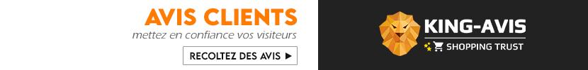 Avis clients site e-commerce