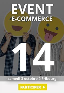 Participez à l'événement e-commerce !