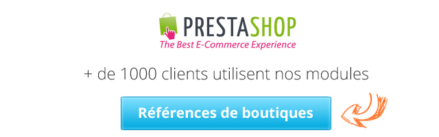 Références - modules Prestashop